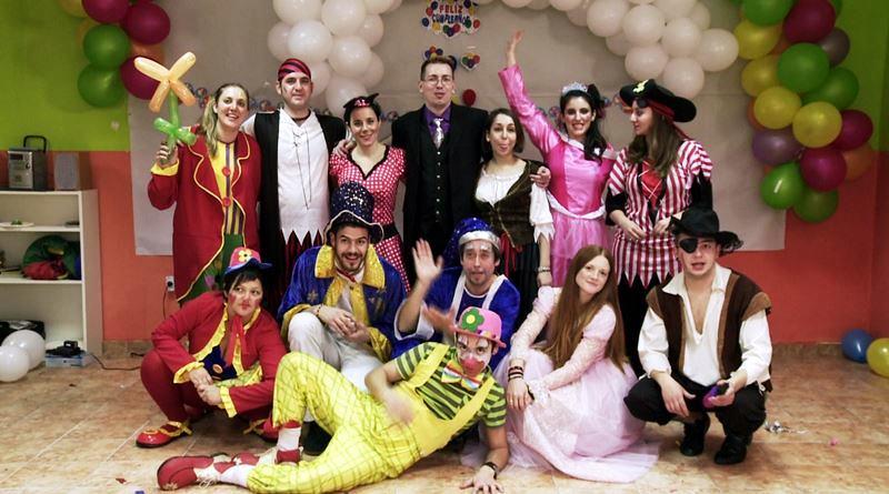 disfraces originales fiestas cumpleaos a domicilio - Fiestas De Cumpleaos Originales